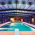 POOL COVER does not compromise on the quality of its shelters