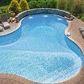 Introducing PearlEssence® Luxury Vinyl Swimming Pool Liners from LOOP-LOC®