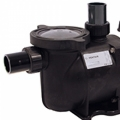 High performance variable speed pump with filtration manager