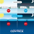 Safety, insulation and durability with the Covrex® Classic solid slats