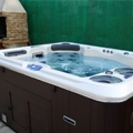 Spa 395 the most comfortable new Hydropool spa