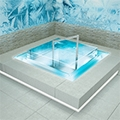 New design cold dip pool