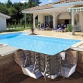PPP prefabricated swimming pool structure by Procopi