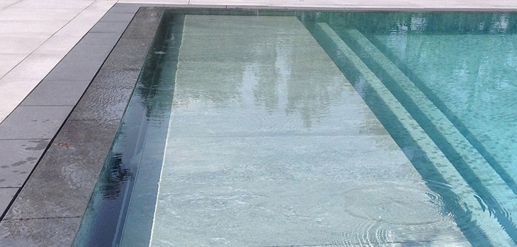 habillage couverture automatique immergee Top cover d'AB Pool