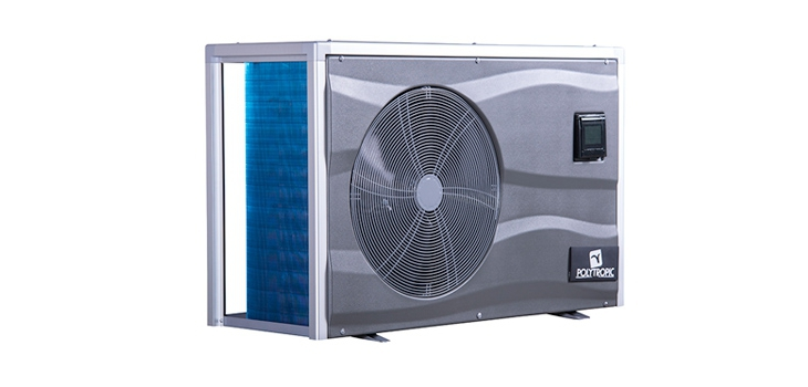 Master Inverter heat pump for swimming pool Master Inverter of Polytropic