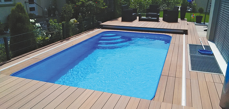 Walu deck Mobile decking Walter