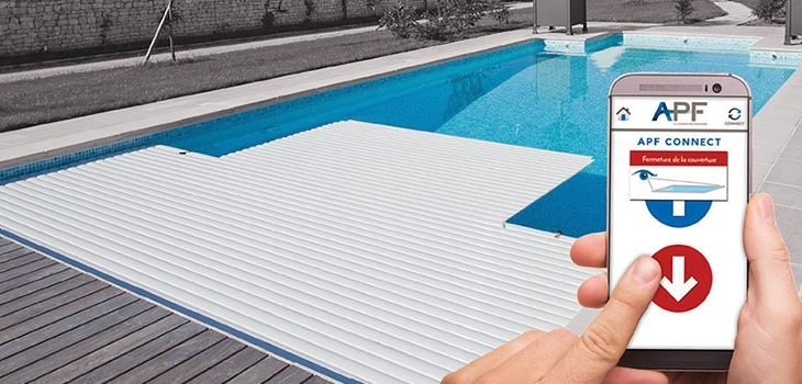 couverture,automatique,piscine,securite,systeme,deverouillage,pilotage,distance,apf,connect,cover,control,autofix
