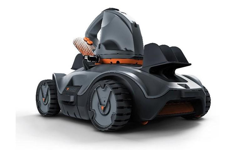 Robot Vektro Auto