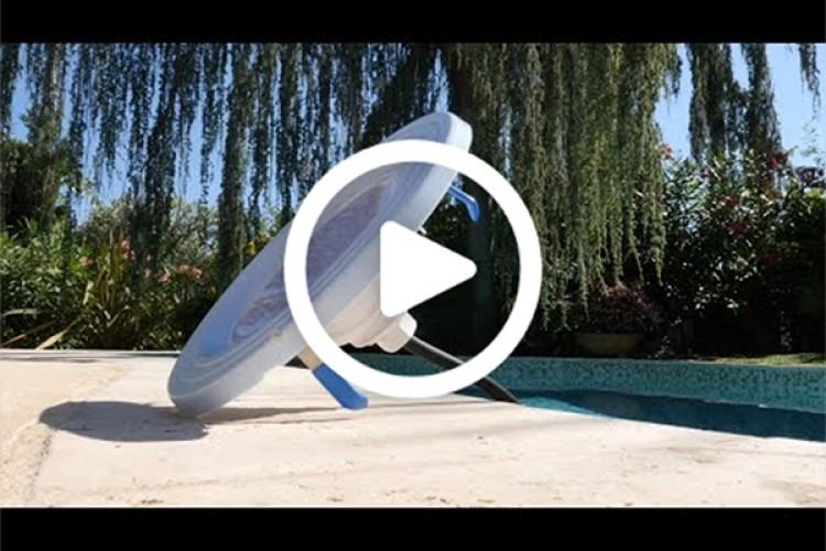 Vidéo tutoriel d'installation de la lampe LED piscine Ecoproof Seamaid