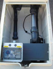 Un nouveau groupe de filtration pour piscines avec pompe for Pompe a chaleur piscine 80m3