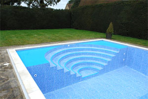 Extreme Pool Lining System For New And Existing Commercial