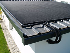Un Système Modulaire Fixation Du Solar Rapid
