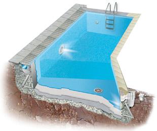 Steelflex and Pool\'s Prefabricated Swimming Pools ...