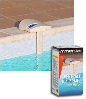 L alarme de piscine immerstar conforme la nouvelle norme for Norme alarme piscine