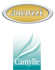 un nouveau partenariat entre camylle et jacuzzi. Black Bedroom Furniture Sets. Home Design Ideas