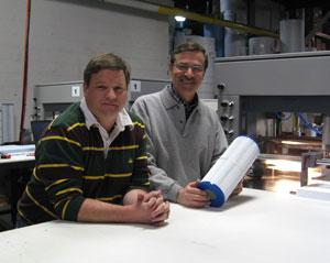 Howard Smith et John Antretter