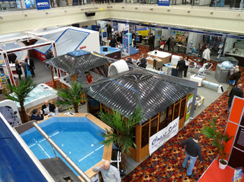 Spatex 2011 - Coast Spas Above