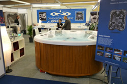 Spatex 2011 - Dimenson One Spas