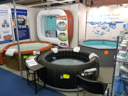 Spatex 2011 - Splash spas