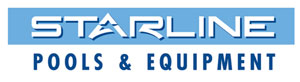 logo starline pools et equipment