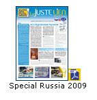 Special Russie 2009