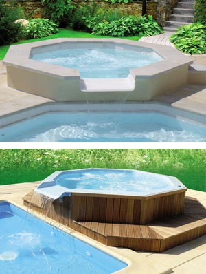Iris une gamme d espaces d tente pour piscines for Piscine hors sol 5m diametre