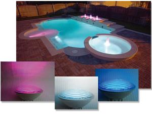 Nouvelle g n ration d ampoules led pour clairage de for Wa conception piscine