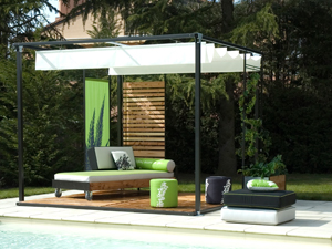 pi ce vivre d 39 ext rieur pour spas piscines et jardins. Black Bedroom Furniture Sets. Home Design Ideas