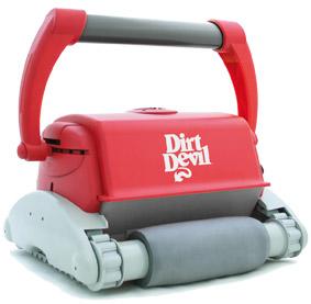 Robot dirt devil for Robot piscine dirt devil