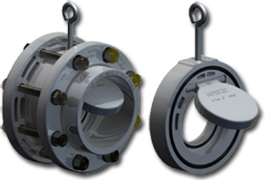 Pluggable check valve