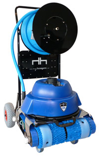 A New Range Of Robot Vacuum Cleaners For 25 And 50 Meter