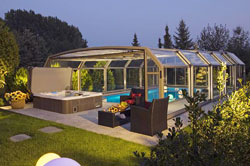 Les abris de piscines paradiso for Paradiso abris piscine