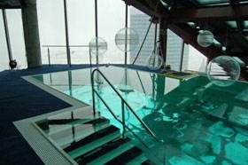 la piscine miroir proteus