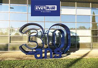 EVERBLUE 30 ans
