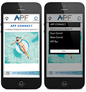 APF Connect Smartphone