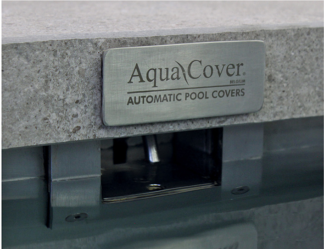 Automatic safety lock system Cover Lock Evo 2  of Aqua Cover
