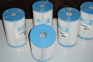 Nouvelles cartouches pour l 39 aspirateur de piscine cyclone for Cartouche filtrante piscine