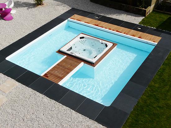 Un nouveau concept de piscine 2 en 1 dans l 39 re du temps for O piscine de martin