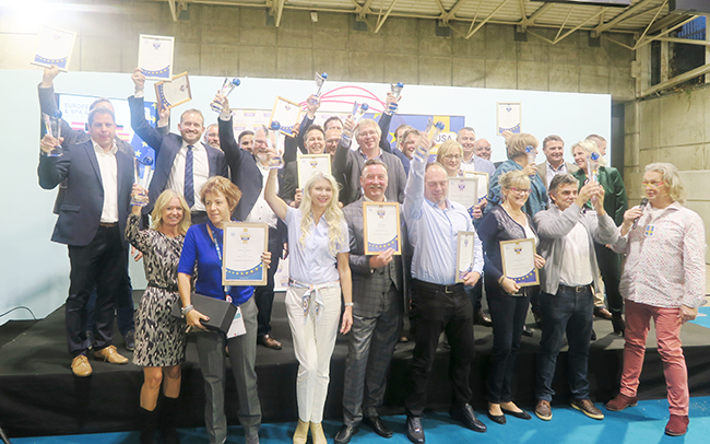 EUSA' European Pool and Spa Awards 2018