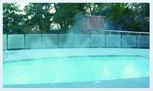 L 39 utilisation de heatsavr dans les centres de loisirs for Consommation chlore liquide piscine