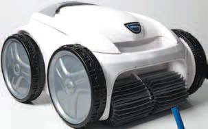 cec lance le robot tout terrain polaris 9400 sport. Black Bedroom Furniture Sets. Home Design Ideas