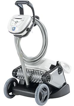 Rc4370 le robot nettoyeur de piscine au design exclusif for Robot nettoyeur spa