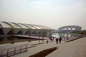 Natatorium of Shanghai
