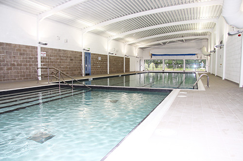 Dartmouth indoor swimming pool