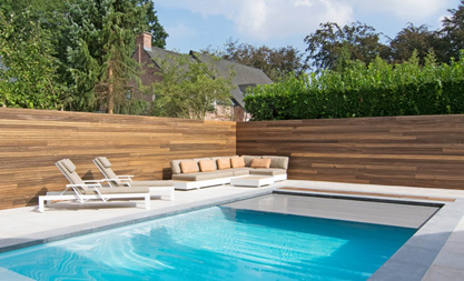 L offre tout compris de covrex pour couvrir la piscine Prix piscine coque tout compris