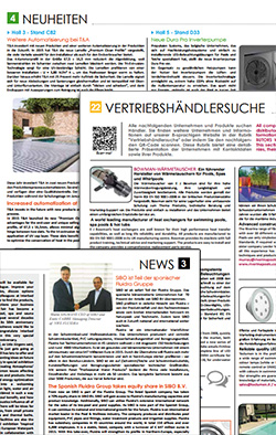 pages Le Juste LIEN Special GERMANY 2016