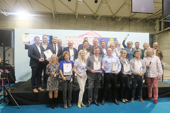 European Pool and Spa Awards 2018 - Les gagnants