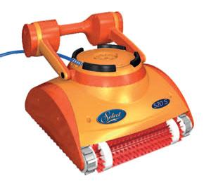 robot piscine 320s