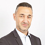 Stéphane FIGUEROA  Sales Manager of  Fluidra Commercial France  and Zodiac France