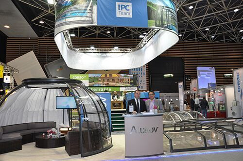 Piscine global 2016 the exhibition goes from strength to for What does piscine mean in french